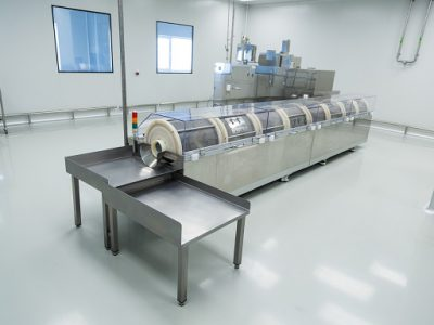 HVAC Cleanroom Design Concepts for Pharmaceutical Compounding