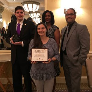 PBSC receives CTE Business Partner of the Year Award